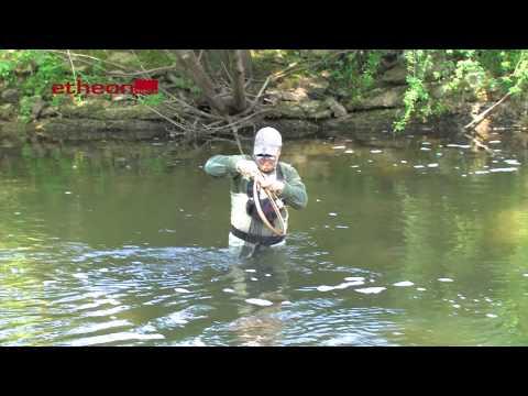 Fliegenfischen für Einsteiger - Nymphenfischen - von etheonTV