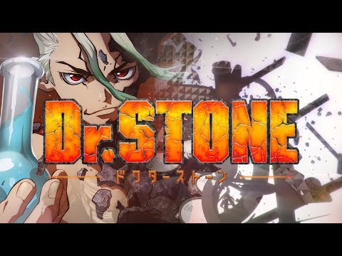 【Dr.STONE】BURNOUT SYNDROMES - Good Morning World! Opening Full Drum Cover