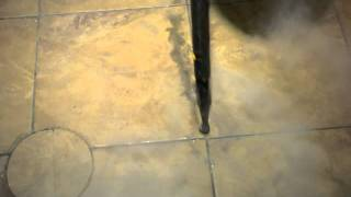 Grout & Tile Steam Cleaning