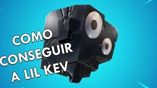 How to Get Lil Kev Fortnite
