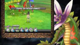 Blue Dragon: Awakened Shadow (DS) Launch Trailer
