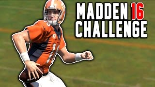 WE ARE UNSTOPPABLE! Peyton Manning The RB #12 - Madden 16 NFL Career Challenge