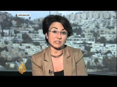 Knesset member appeals Israel election ban