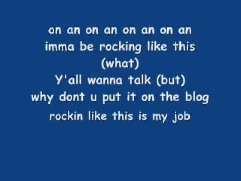 imma be (clean) lyrics