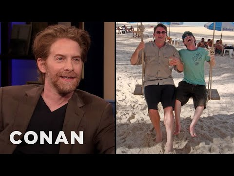 Cover Lagu Seth Green Went To Thailand With A Longtime CONAN Producer - CONAN on TBS stafamp3