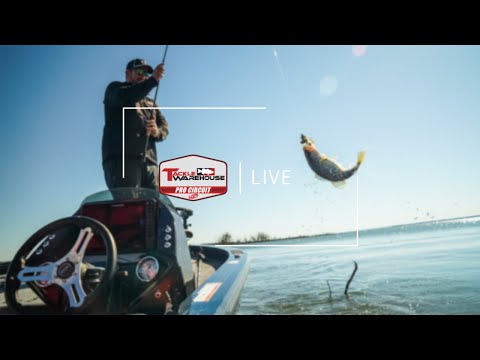 FLW Live Coverage | Sam Rayburn | Day 3