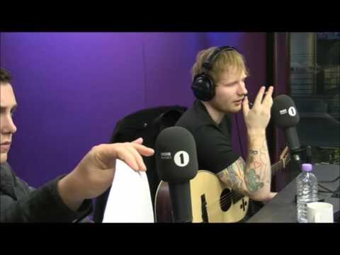 ED SHEERAN TEASES TAYLOR SWIFT'S NEW MUSIC...