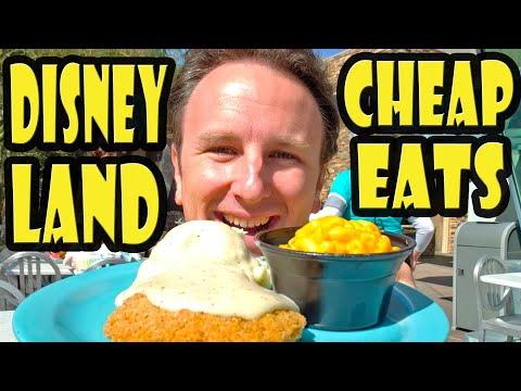 19 Best Cheap Eats At Disneyland