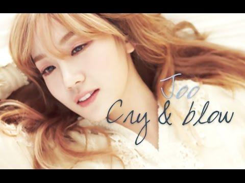 Joo - Cry & Blow [Sub. Esp + Rom + Han]