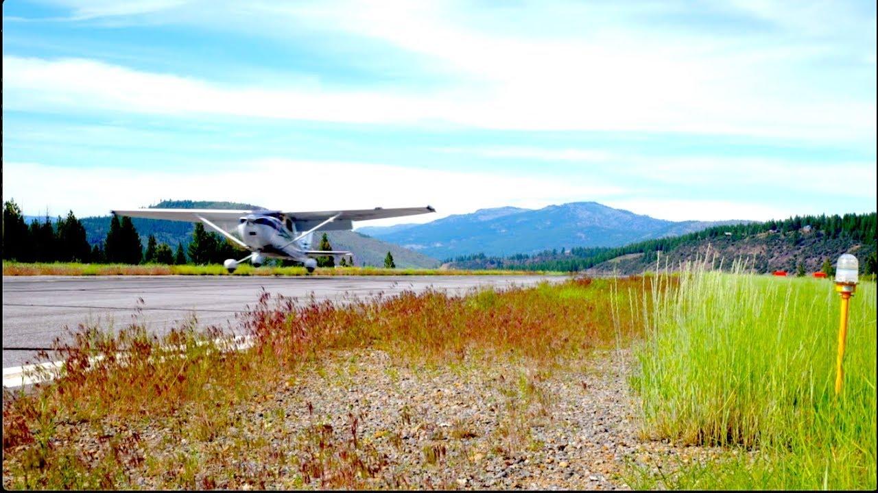Mastering Crosswind Landings in a Cessna 172 - Part 1 ...
