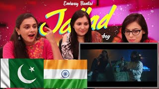 EMIWAY - JALLAD | PAKISTAN REACTION