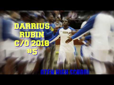 Darrius Rubin | Ozen High School | PG | c/o 2018