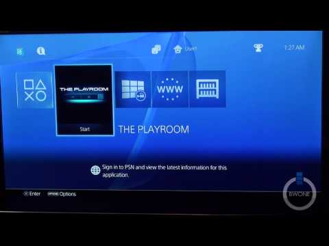 Sony PS4 Unboxing, Setup & First Impressions