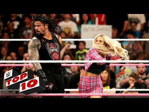 Thumbnail: Top 10 Raw moments: WWE Top 10, Oct. 17, 2016