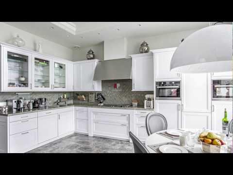 0 - Сучасні білі кухні: особливості дизайну