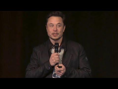Elon Musk Tesla Shareholder Meeting (June 2018)