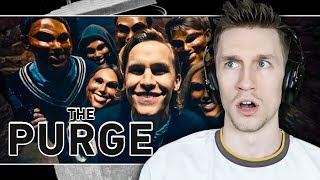 The Purge is a mess (just like my life)