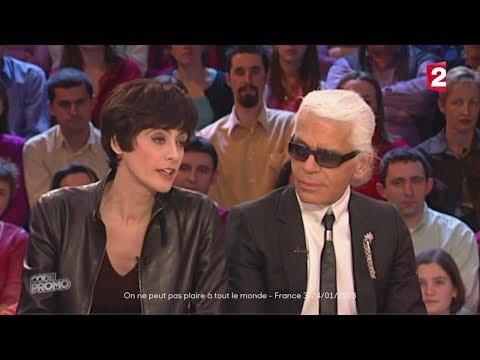 Quand Inès de la Fressange clashait Karl Lagerfeld - Code Promo
