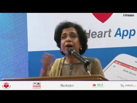Bangladesh University- Inaugural Ceremony  of eHeart App, 25th July, 2017