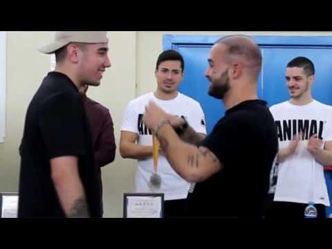 El boxeo más solidario de la mano de Daniel Maraver