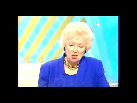 Gloria Hunniford interviews June Whitfield