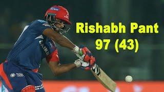 IPL 2017  Delhi Daredevils beat Gujarat Lions by 7 wickets