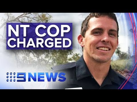 NT Cop Charged With Murder Of Indigenous Teen | Nine News Australia