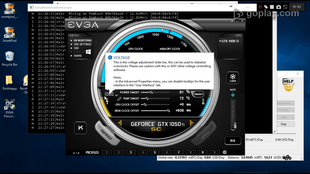 Movie On Bitcoin How To Ethereum Mining With Gtx 1050 Ti