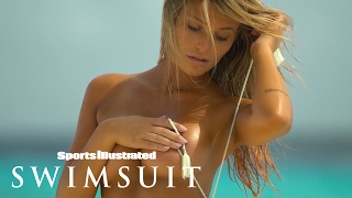 Samantha Hoopes Strips Down For You u0026 Gets Wet In Curaçao | Intimates | Sports Illustrated Swimsuit