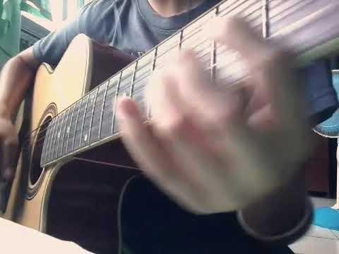 Cueshe - Borrowed Time Guitar Cover