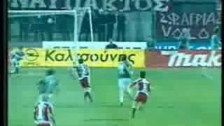 Panathinaikos 3-1 Olimpiakos - Telikos kippelou Elladas 2004