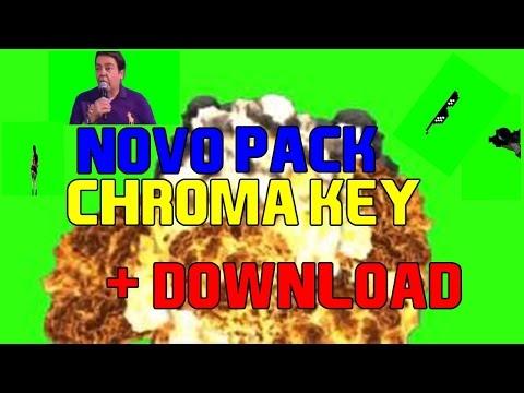 PACK NOVOS  CHROMA KEY! [atualizado] +download 2016