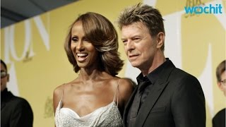 It was Love at First Sight for David Bowie and Iman