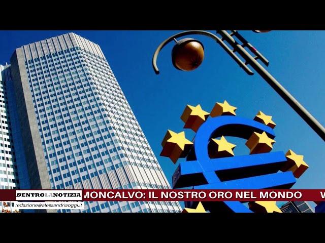 Moncalvo: in Banca d'Italia mancano 2,8 tonnellate d'oro