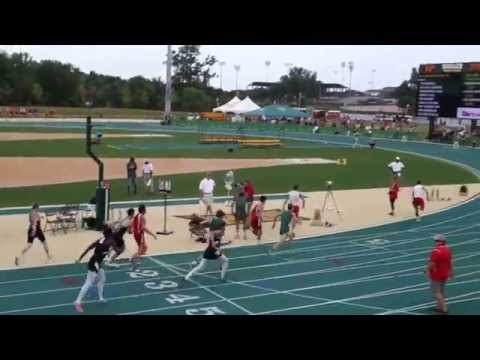 Live Oak Classical School Boys 4x400 TAPPS 2A State Championship 2015