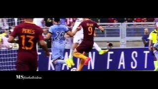 Roma vs Sampdoria 3 - 2 Highlights Sky HD   Serie A 2016 2017