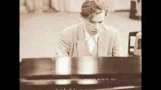 Bach English Suite No 3  G minor BWV 808 Glenn Gould Allemande