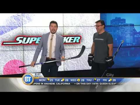 SuperDeker on Breakfast Television Montreal