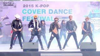 150905 Lollipop CZ cover BIGBANG - BANG BANG BANG @Thailand 2015 K-POP Cover Dance Festival