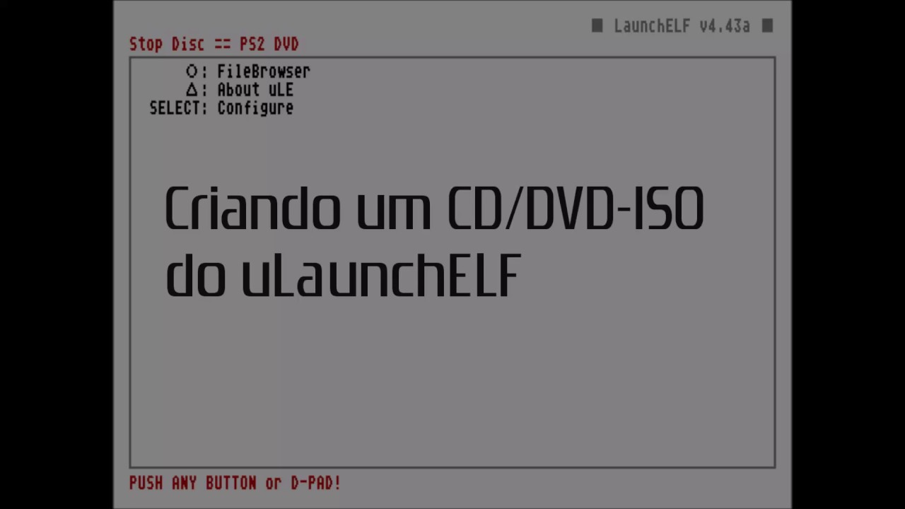 Tutorial Load from USB On PS2