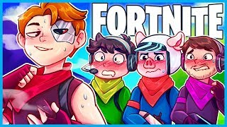 Things get...AWKWARD in Fortnite: Battle Royale! (Fortnite Funny Moments & Fails)