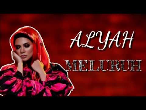 Free Download Datin Alyah - Meluruh | Lirik Music Video | Lagu Baru Mp3 dan Mp4
