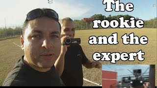 gopro quadcopter walkera runner 250 race drone the rookie and the expert 1080hd