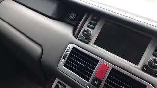 LAND Rover Rangerover 2005: Обзор/тест автомобиля на разбор (машинокомплект) из Англии...
