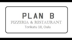 TESTI: PIZZA nro 17: RAGUSA, Plan B Pizzeria & Restaurant, Oulu