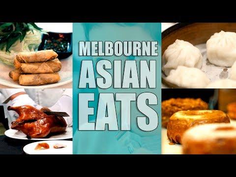 MELBOURNE PART 3: ASIAN EATS | Chin Chin, Dumplings, Cantonese!