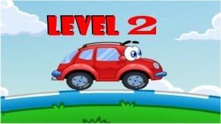 Wheely 2 Level 2 Walkthrough