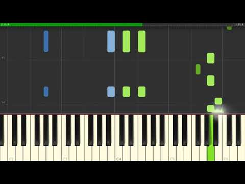 Calvin Harris - Hard To Love ft Jessie Reyez - Piano Tutorial (Sheets)