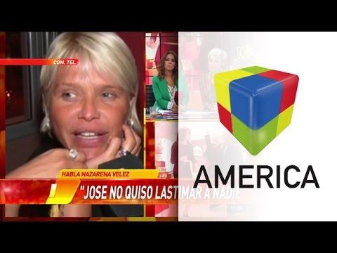 Nazarena defendió a Muscari: He dicho cosas mucho peores de Federico Bal