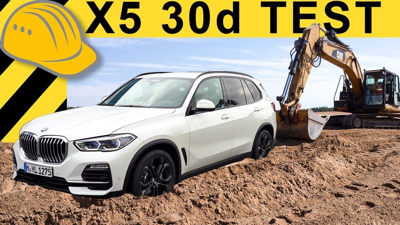 Download DAS WAR NICHT GEPLANT! NEUER BMW X5 30d  TEST inkl. 3,5T Anhänger!